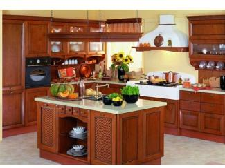 Кухня угловая Амбра - Мебельная фабрика «Атлас-Люкс»