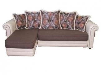 Угловой эко диван Милан 2 - Оптовый мебельный склад «МебельБренд»