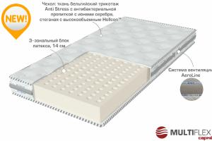 Матрас для ортопедической кровать Feel  - Мебельная фабрика «Сарма»