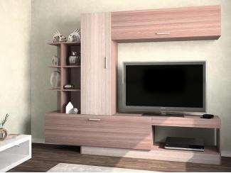 Гостиная Аризона 9 - Мебельная фабрика «Центр мебели Интерлиния»