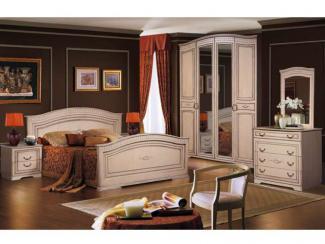 Спальня Александрина 2.14 - Мебельная фабрика «Ружанская мебельная фабрика»