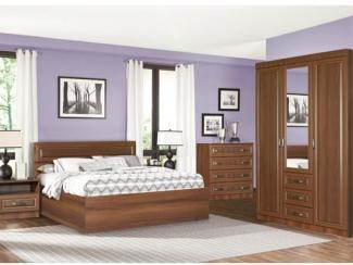 Спальный гарнитур Линда - Мебельная фабрика «Мебель Маркет»