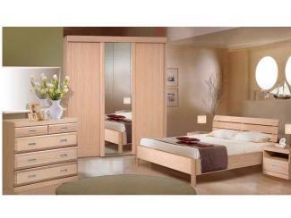 Спальный гарнитур Валенсия - Мебельная фабрика «Бобруйскмебель»