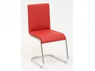 Красный стул Марсель  - Мебельная фабрика «Гальваник», г. Санкт-Петербург