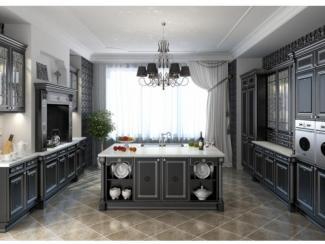 Кухня Афина Неро - Изготовление мебели на заказ «КС дизайн»