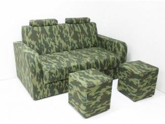Комплект мягкой мебели  - Мебельная фабрика «Одиндиван»