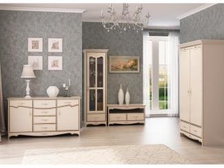 Композиция для гостиной Лаура - Мебельная фабрика «Рось»