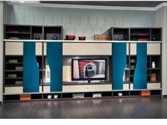 Гостиная стенка 050 - Мебельная фабрика «Mr.Doors»
