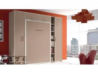 Детская стенка с кроватью-трансформером Крокус - Мебельная фабрика «ПАТЭ»