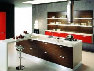 Кухонный гарнитур прямой 325 - Мебельная фабрика «Вершина комфорта»