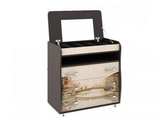 Комод Тип 5 с зеркалом - Мебельная фабрика «Стандарт мебель»
