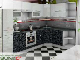 Кухня пластик (модульная система) - Мебельная фабрика «SON&C»