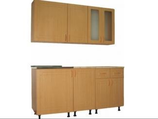 Кухня прямая 1,5м - Мебельная фабрика «Трио мебель»
