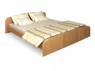 Двуспальная кровать Феникс  - Мебельная фабрика «Маэстро»