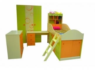 Детская Алена 2 - Мебельная фабрика «Нэнси»