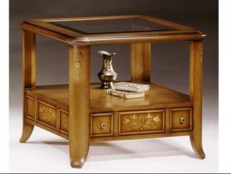 Стол журнальный Мод 114 - Импортёр мебели «Мебель Фортэ (Испания, Португалия)»