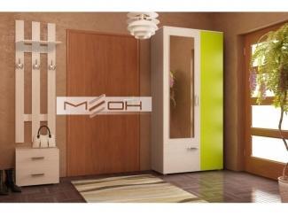 Компактная модель прихожей  - Мебельная фабрика «Меон», г. Волжск