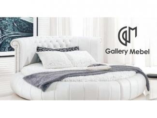 Кровать Letto Rotondo 10 - Мебельная фабрика «Галерея Мебели GM»