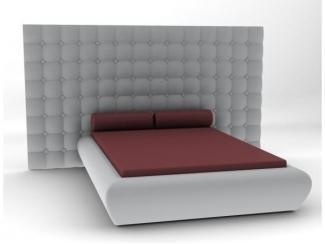 Кровать для спальни Каспер  - Мебельная фабрика «Аллант»