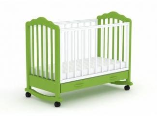 Детская кровать из массива 621 - Мебельная фабрика «Воткинская промышленная компания»