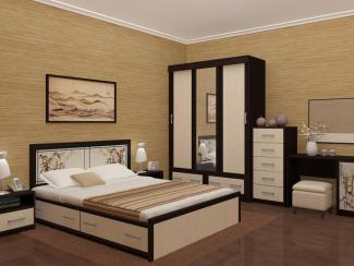 Спальный гарнитур «Мальта» - Мебельная фабрика «МиФ»