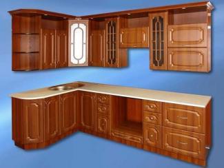 Кухонный гарнитур «Леонардо» - Мебельная фабрика «Альянс»