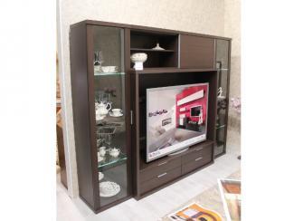 Мебельная выставка Москва: гостиная стенка - Мебельная фабрика «Дана»