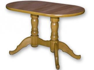 Стол обеденный двуногий  - Мебельная фабрика «Уют», г. Ульяновск
