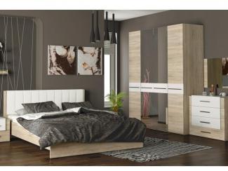 Модульная спальня Ларго - Мебельная фабрика «ТриЯ»