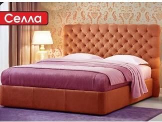 Кровать Селла - Мебельная фабрика «Аяччо»