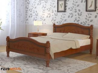 Кровать Карина 9 - Мебельная фабрика «Bravo Мебель»