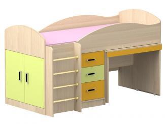 Кровать со столом 3 - Мебельная фабрика «Премиум», г. Дзержинск