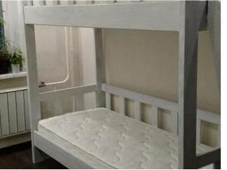 Кровать двухъярусная из массива сосны - Мебельная фабрика «Адриати»