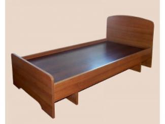 Кровать с настилом ЛДСП - Мебельная фабрика «Мартис Ком»