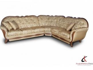 Угловой диван Альфа 8 - Мебельная фабрика «АльфаМебельПлюс»