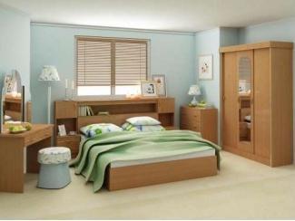 Спальня Бася - Мебельная фабрика «Атаир-Мебель»