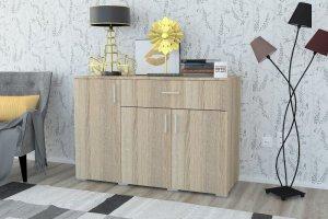 Комод 1 ящ, 3ств - Мебельная фабрика «Вега»