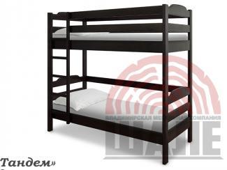 Детская двухъярусная кровать Тандем - Мебельная фабрика «ВМК-Шале»