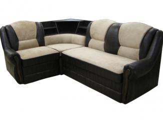 Угловой диван Бостон 1 полка - Мебельная фабрика «Diva-N»