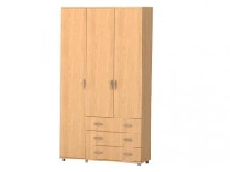 Шкаф распашной Ш-4 - Мебельная фабрика «КБ-Мебель»