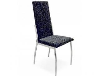 Стул металлический хромированный 1717М - Импортёр мебели «МебельТорг»