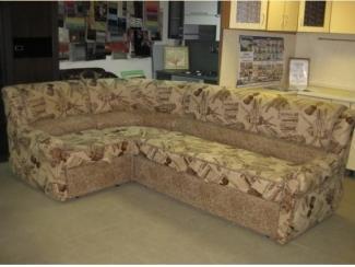 Угловой диван Лилия с мягкими подлокотниками - Мебельная фабрика «Опал сервис»