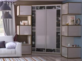 Шкаф - купе для гостиной 16 - Мебельная фабрика «Солнечная ладья»