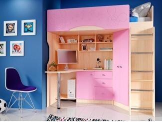 Детская Бемби 3 - Мебельная фабрика «Вик»