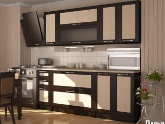 Кухонный гарнитур прямой Дарья