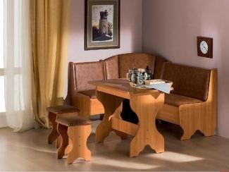 Кухонный уголок Троя - Мебельная фабрика «Кузьминки-мебель»