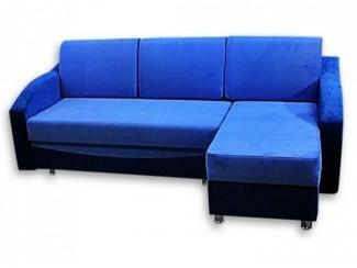 Синий диван Маэстро