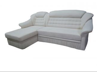 Диван угловой Елена с локтем - Мебельная фабрика «Поволжье Мебель»