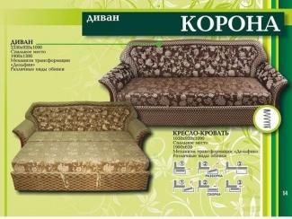 Диван прямой Корона - Мебельная фабрика «Икар»