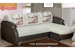 Угловой диван Венеция тик-так - Мебельная фабрика «Барокко»